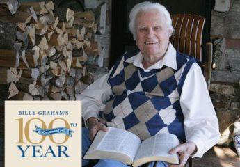 99 Years!: Happy birthday Billy Graham, born November 7, 1918